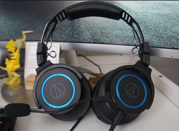 wireless headphone gaming accessories