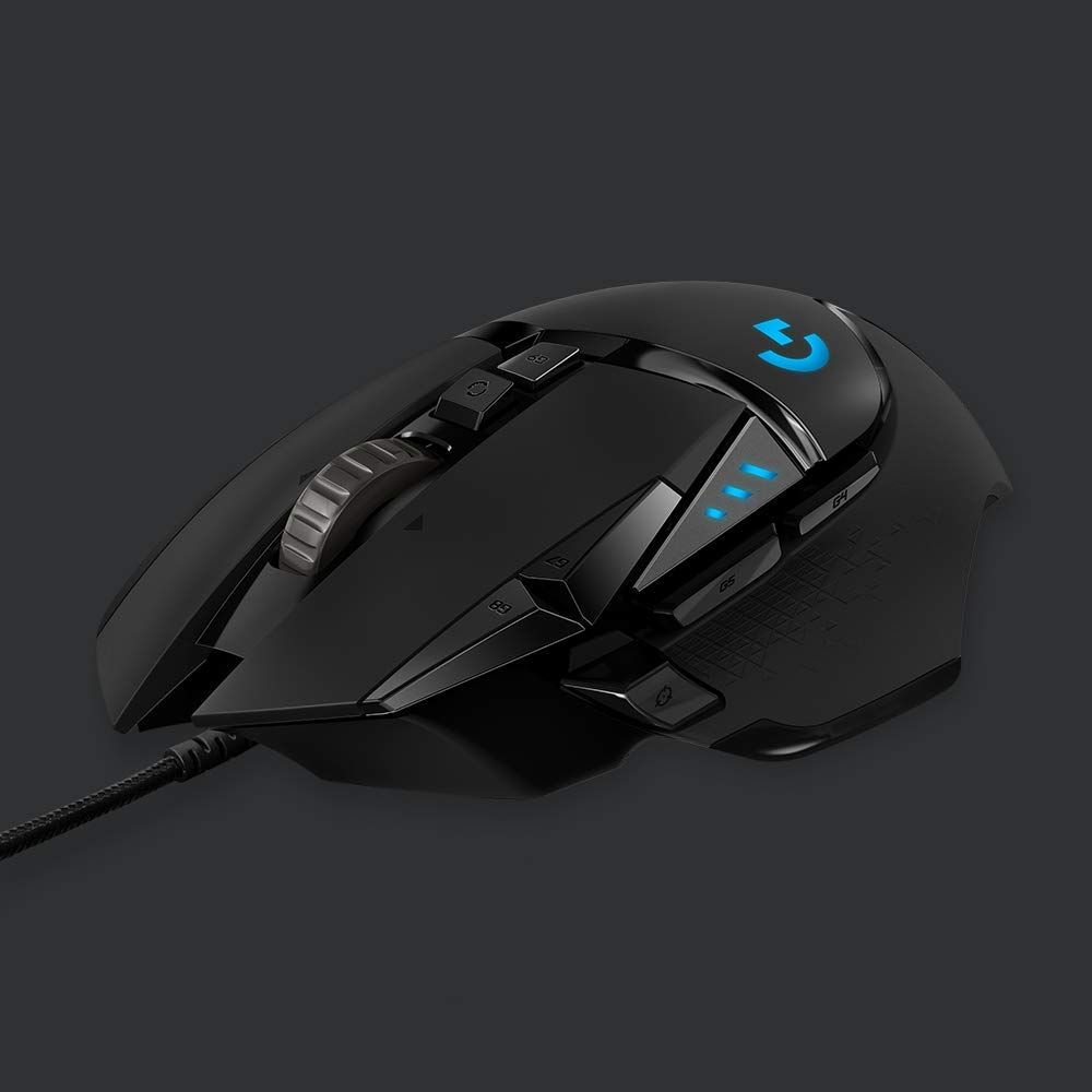 Logitech mouse gaming accessories